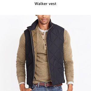 JCrew Factory Walker Vest